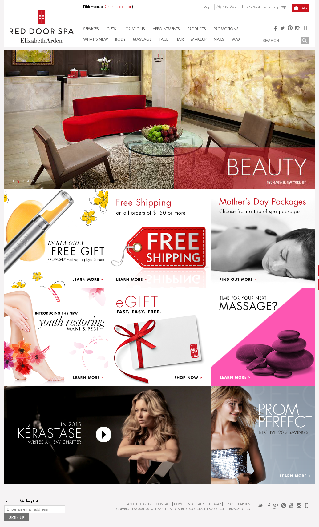 Red Door Spas Competitors Revenue And Employees Owler Company Profile
