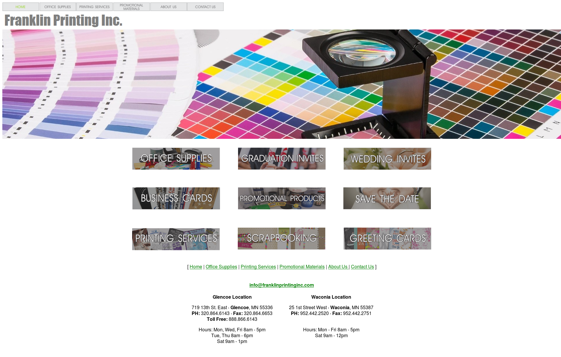Franklinprintinginc Competitors, Revenue and Employees - Owler