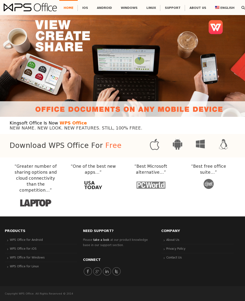 WPS Office Competitors, Revenue and Employees - Owler Company Profile
