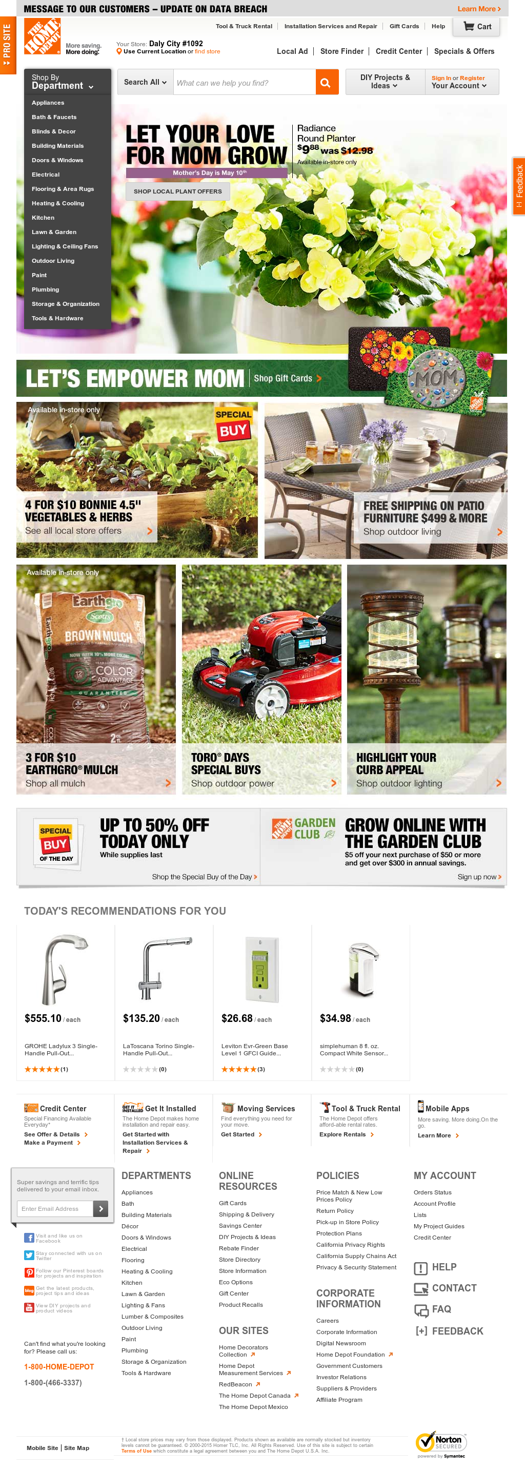 Home Depot Competitors, Revenue and Employees - Owler Company Profile