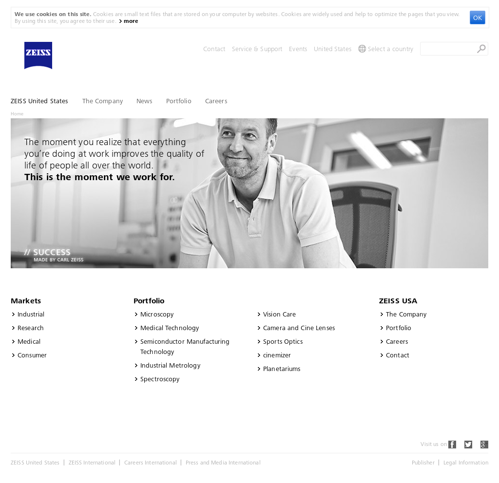 Zeiss Competitors, Revenue and Employees - Owler Company Profile