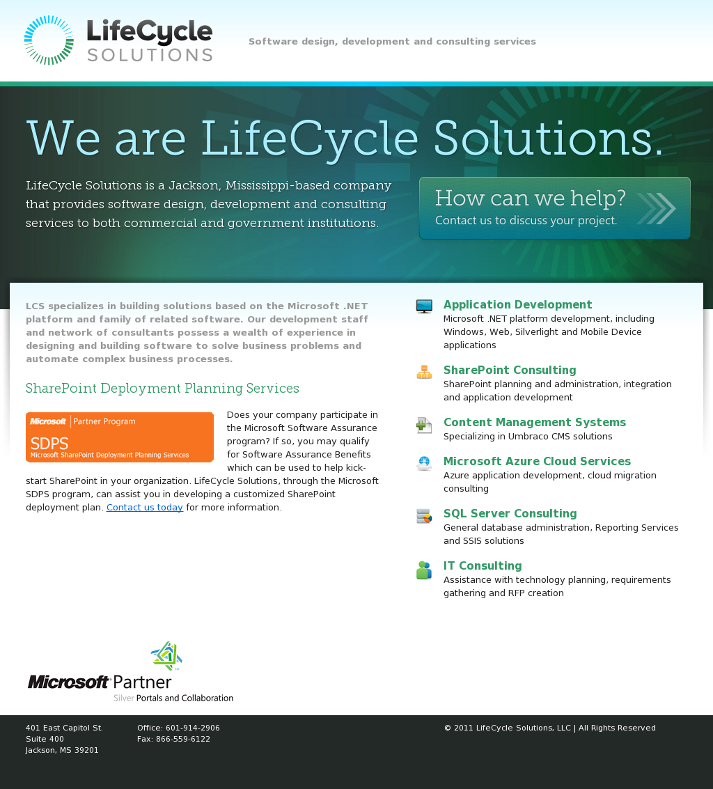 LifeCycle Solutions Competitors, Revenue and Employees