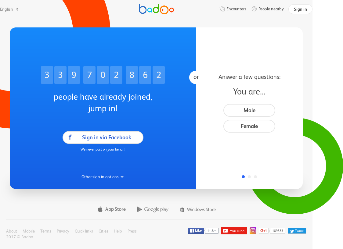 Badoo Competitors, Revenue and Employees - Owler Company Profile