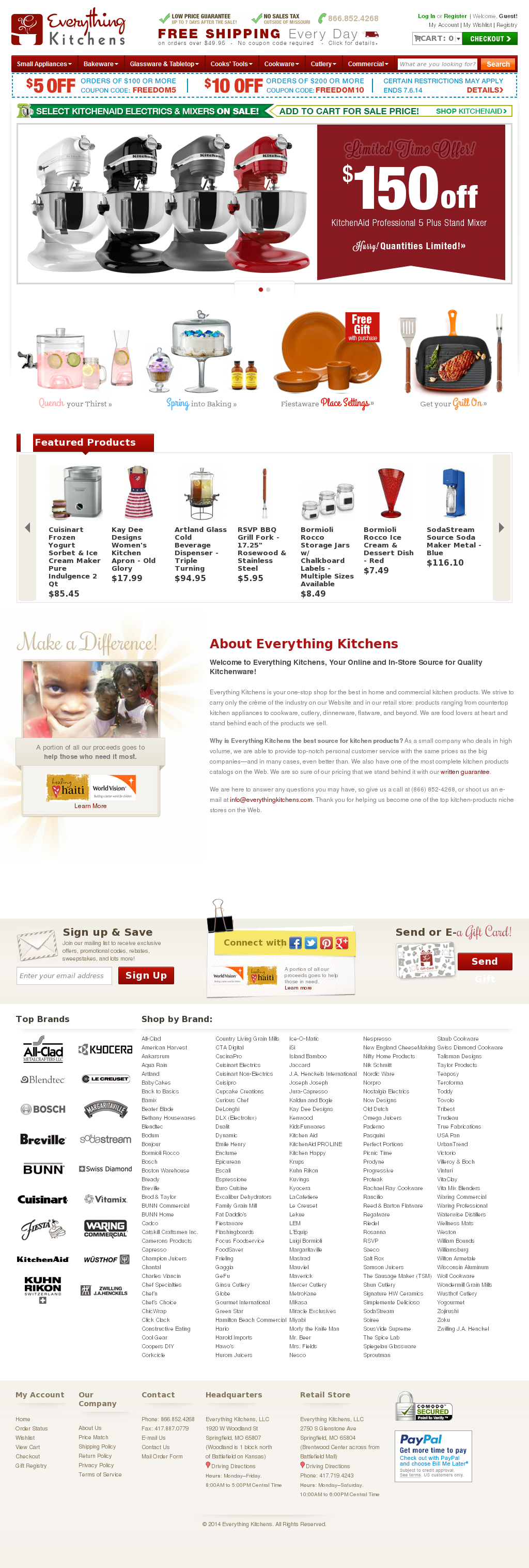 Everything Kitchens Competitors, Revenue and Employees - Owler ...