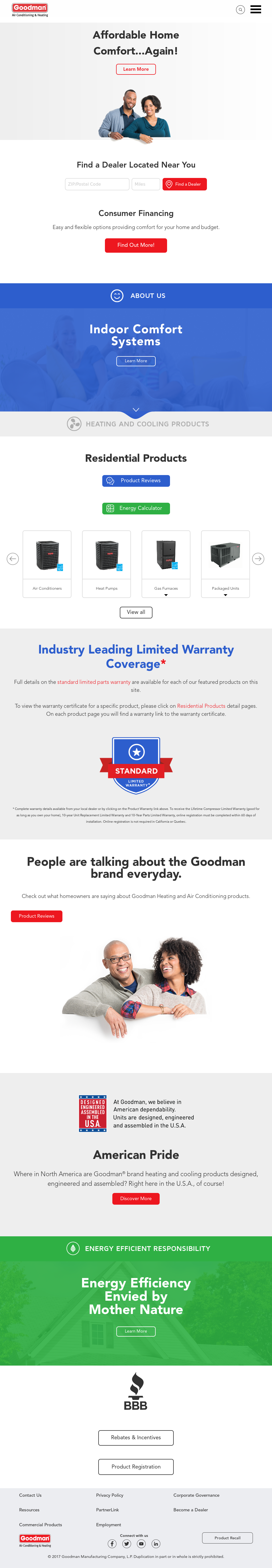 Goodman Competitors, Revenue and Employees - Owler Company