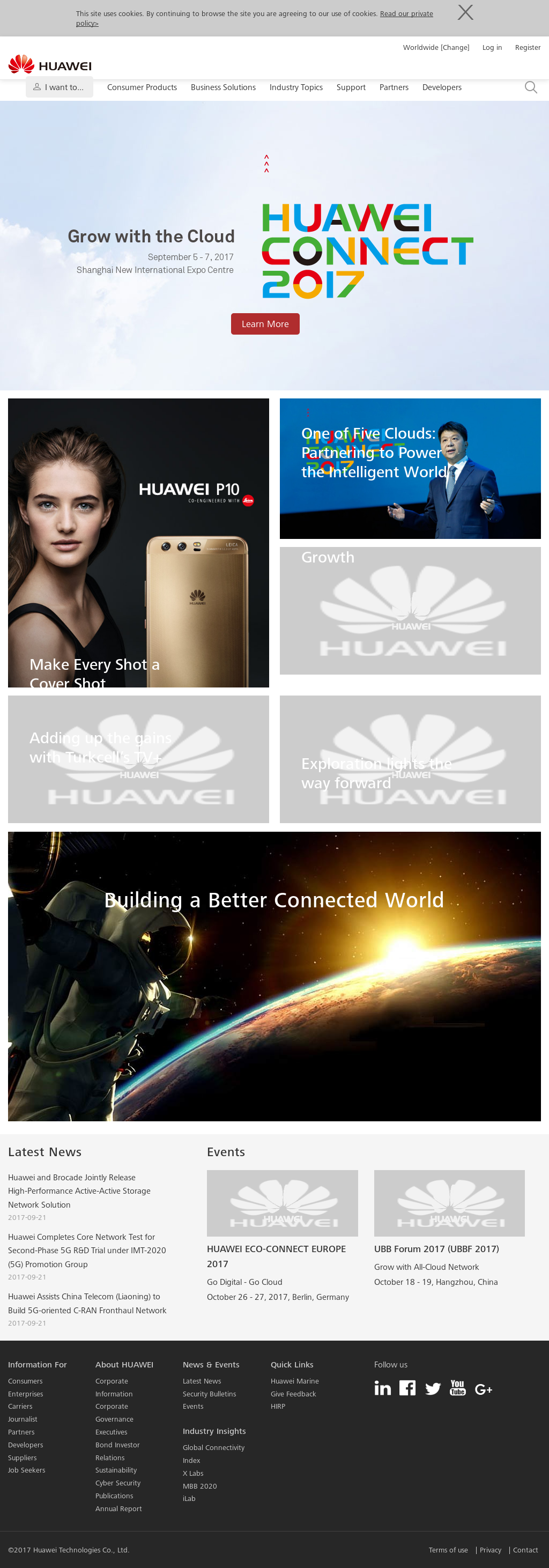 Huawei Competitors, Revenue and Employees - Owler Company Profile