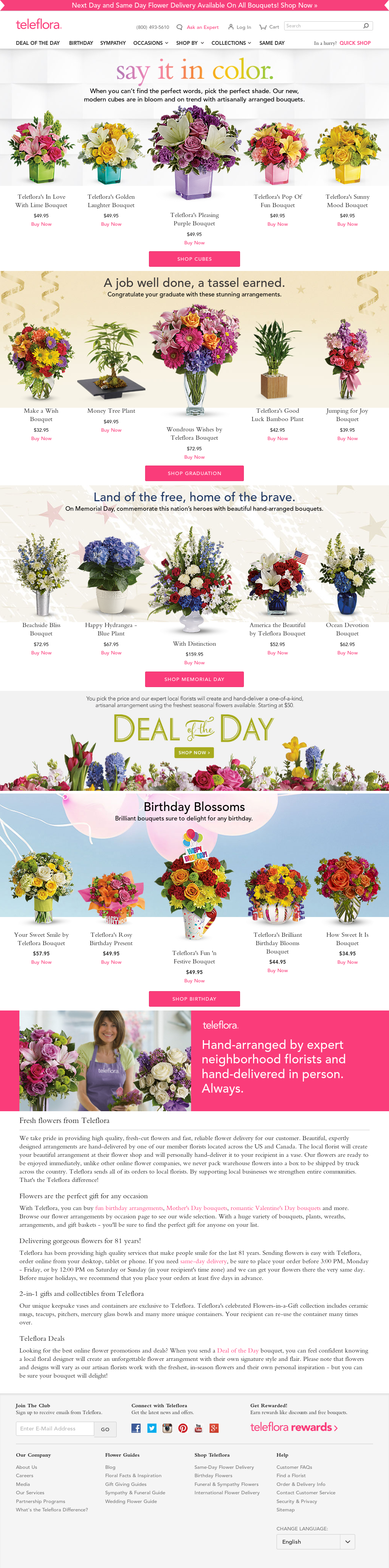 Teleflora Compeors Revenue And Employees Owler Company
