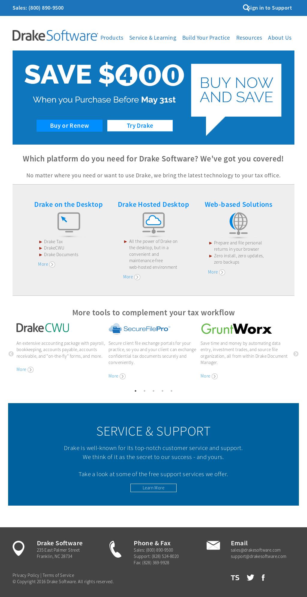 Drake software company profile revenue number of for Drake program