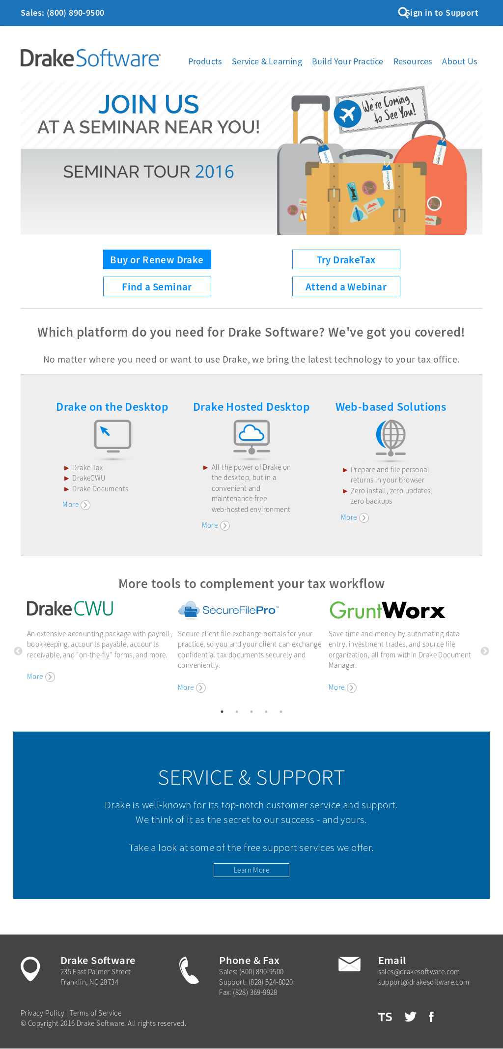 Drake Software Competitors, Revenue and Employees - Owler Company