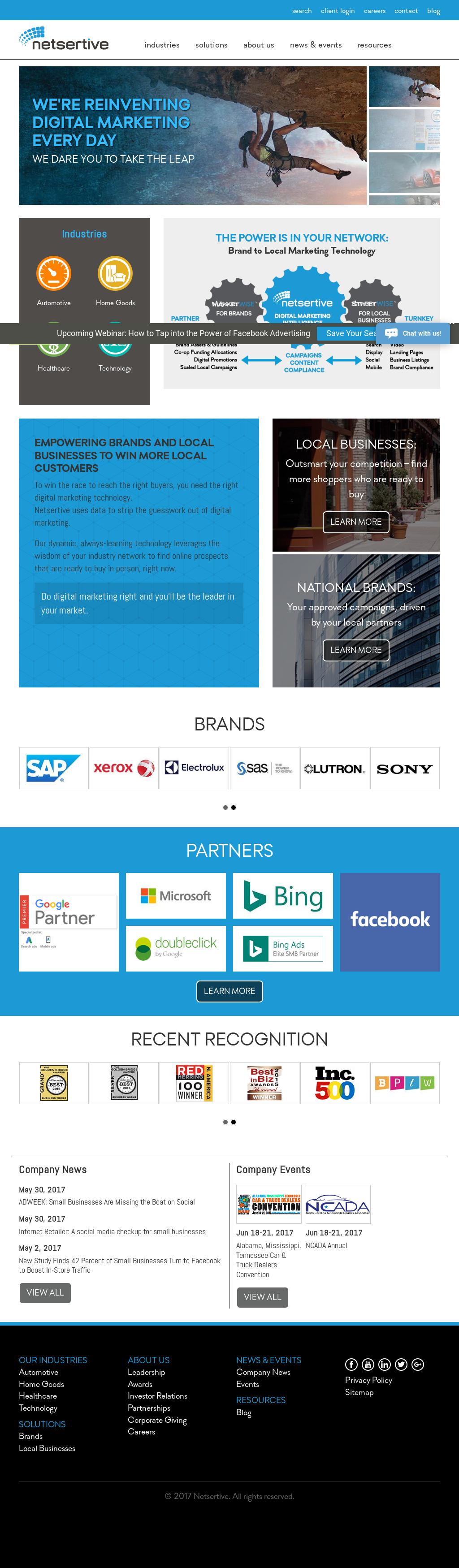 Netsertive Competitors, Revenue and Employees - Owler Company Profile