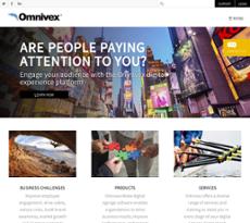 Omnivex website history