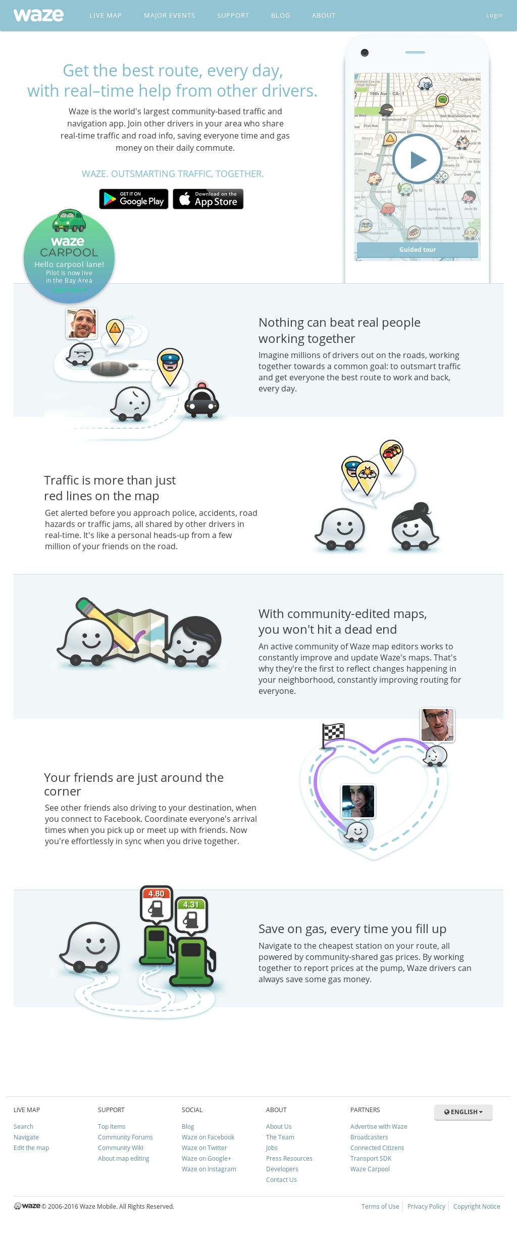 Waze Competitors, Revenue and Employees - Owler Company Profile