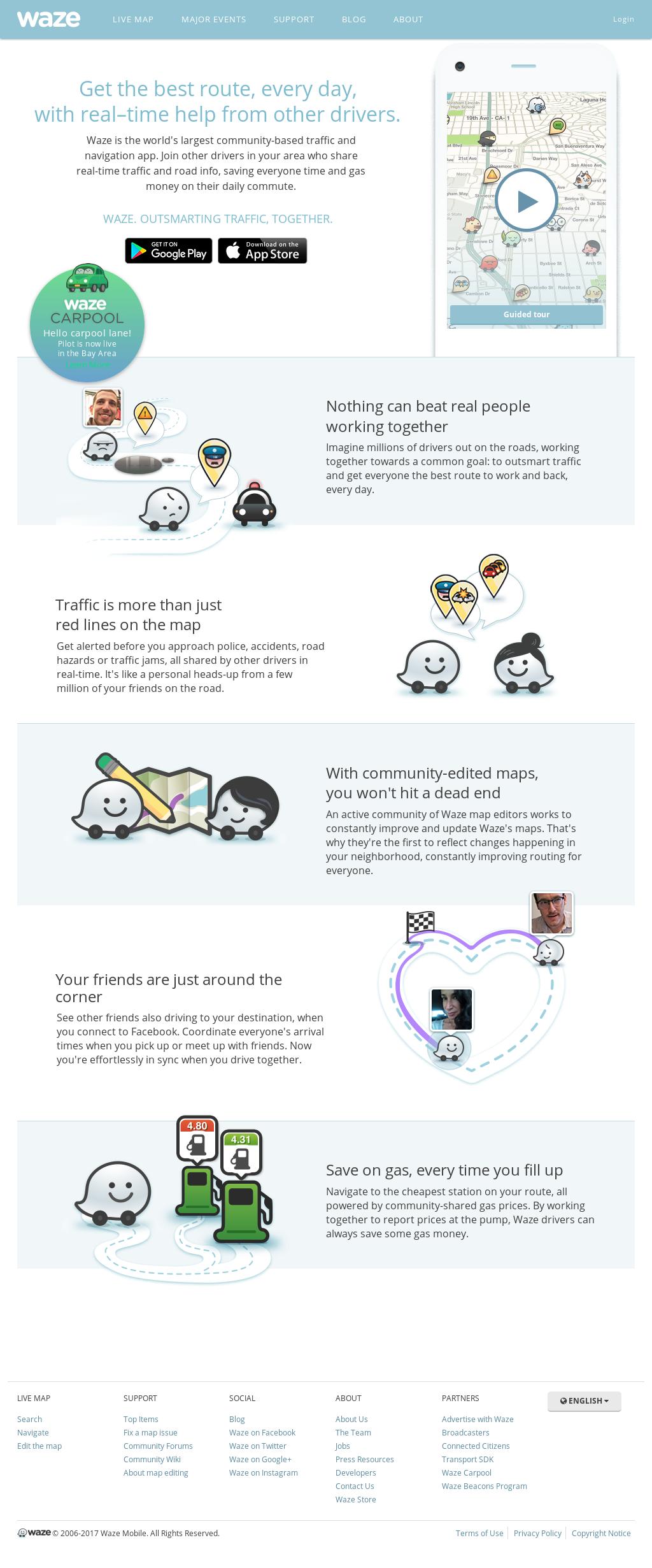 Waze Competitors, Revenue and Employees - Owler Company Profile