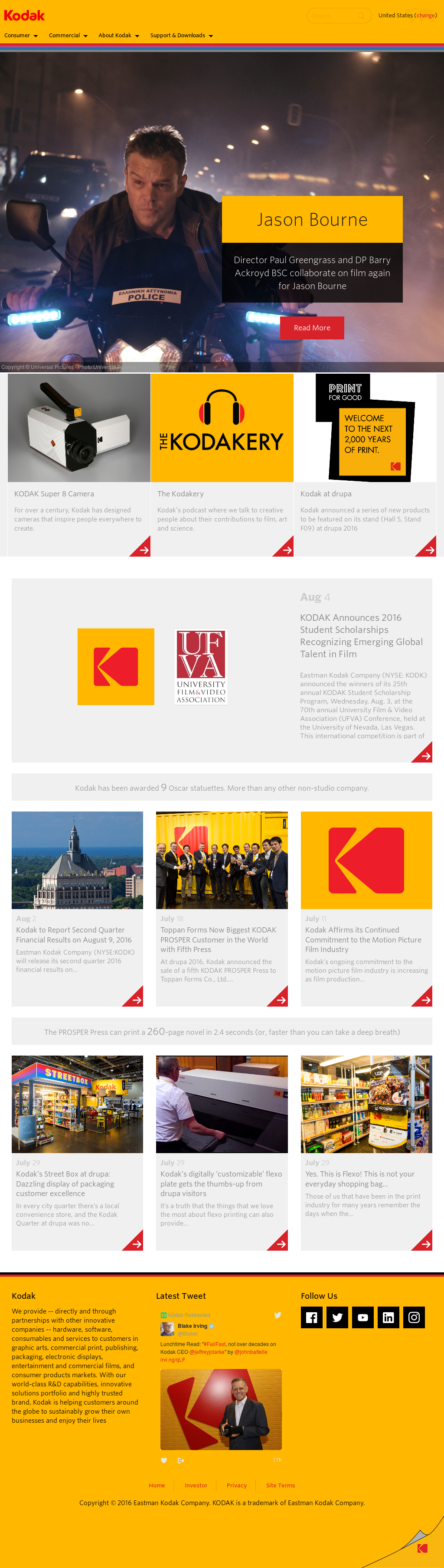 Kodak S Competitors Revenue Number Of Employees Funding Acquisitions News Owler Company Profile