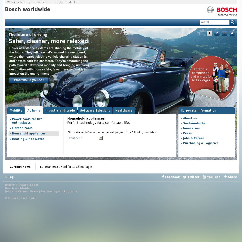 Bosch Competitors, Revenue and Employees - Owler Company Profile