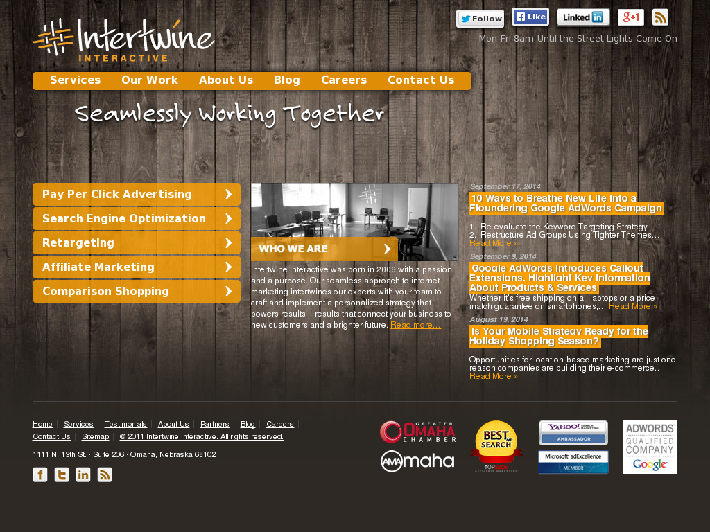 Intertwine Interactive Competitors, Revenue and Employees