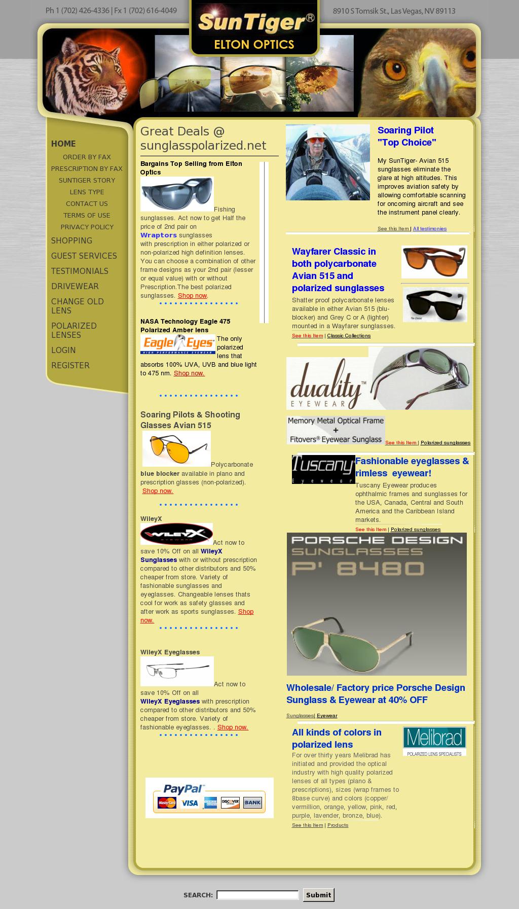 1aa4dcb2c60f elton Optics Competitors