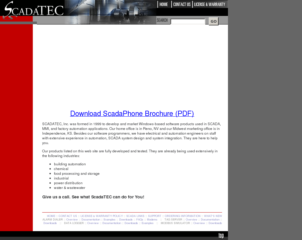Scadatec Competitors, Revenue and Employees - Owler Company