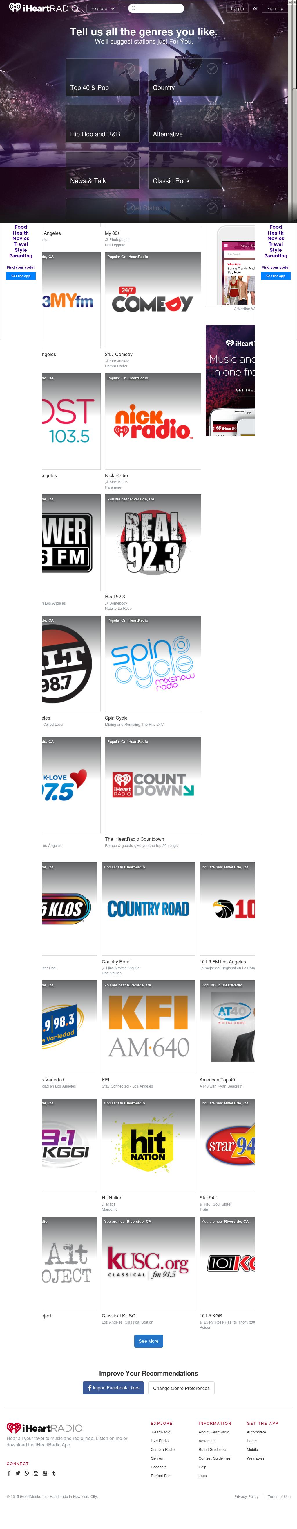 iHeartRadio Competitors, Revenue and Employees - Owler Company Profile