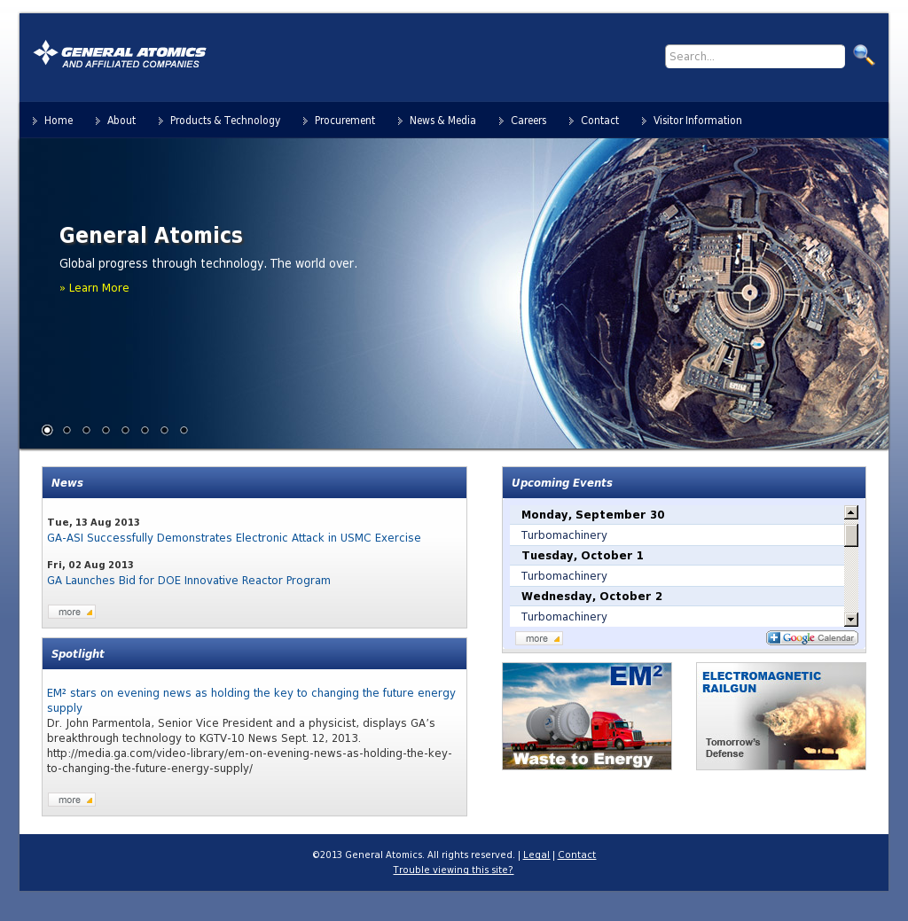 General Atomics Competitors, Revenue and Employees - Owler Company