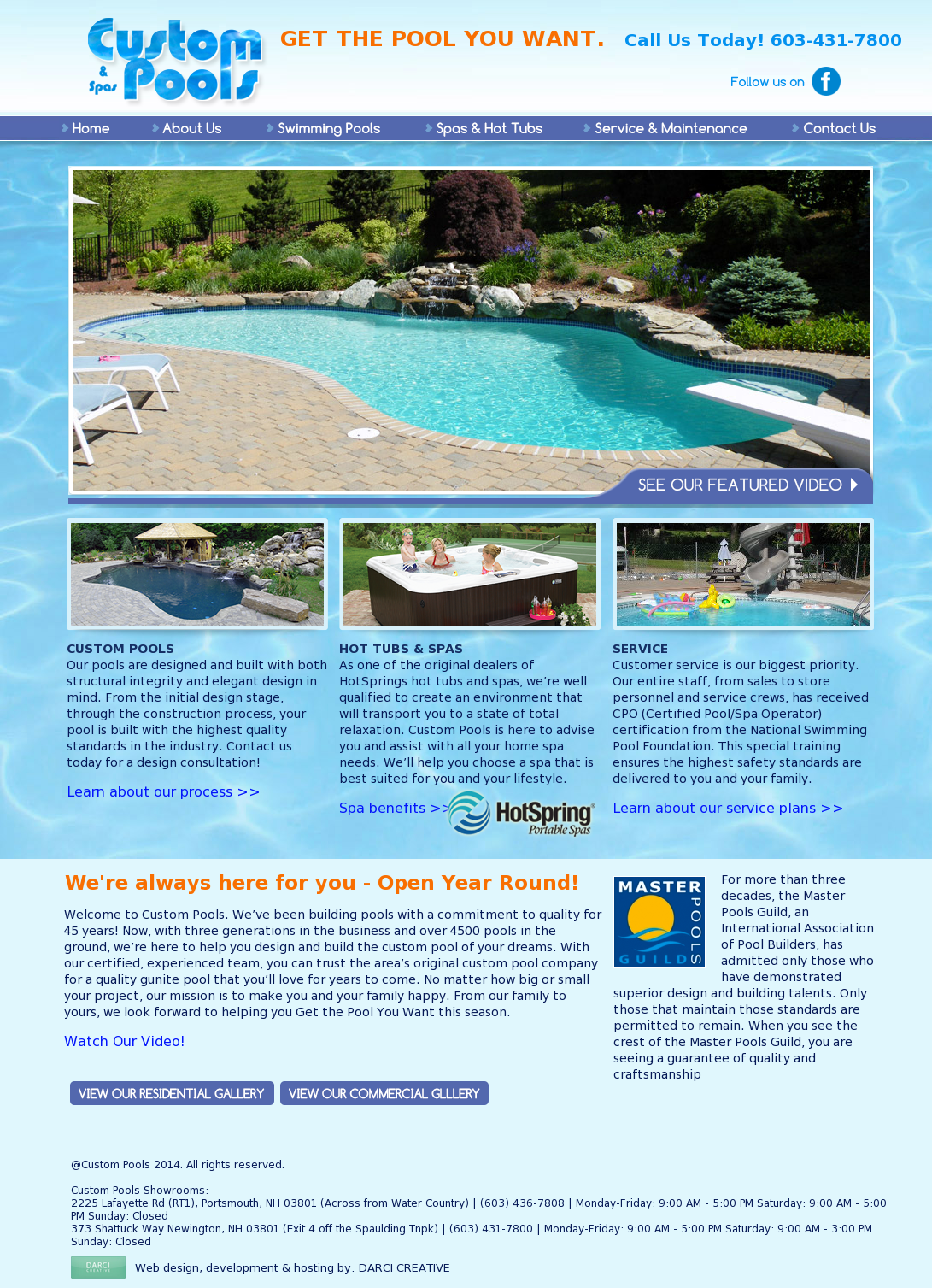 Custompools Compeors Revenue And Employees Owler Company Profile