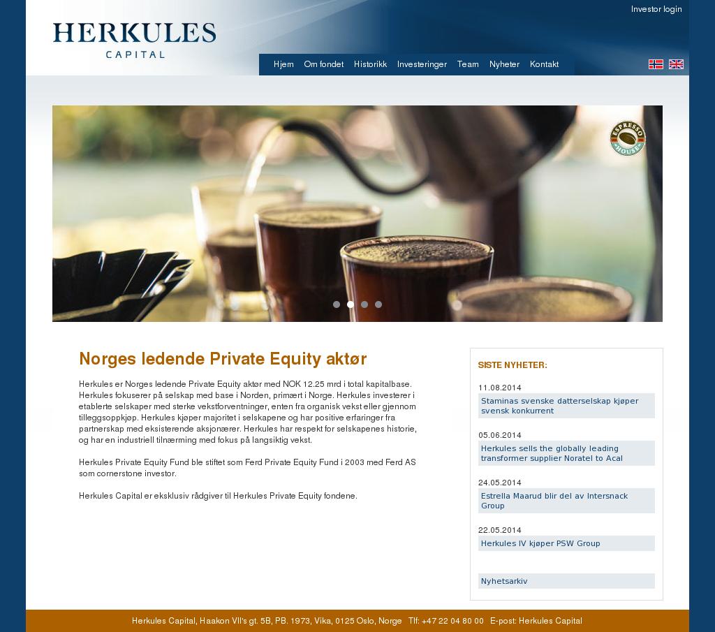 Herkules capital