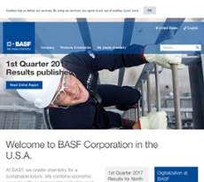 BASF Competitors, Revenue and Employees - Owler Company Profile