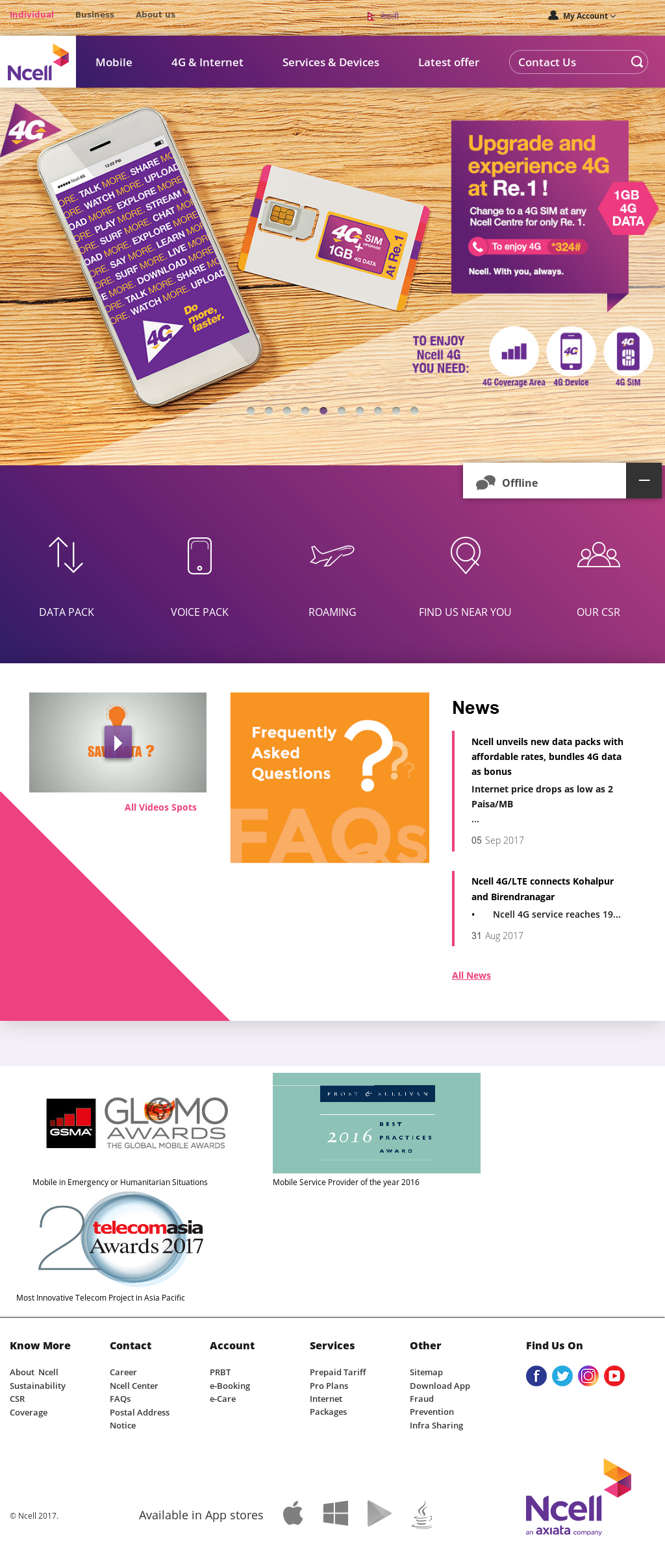 Ncell Competitors, Revenue and Employees - Owler Company Profile
