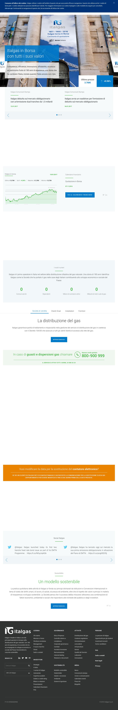 Italgas Competitors Revenue And Employees Owler Company Profile