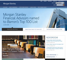 Morgan Stanley Competitors, Revenue and Employees - Owler