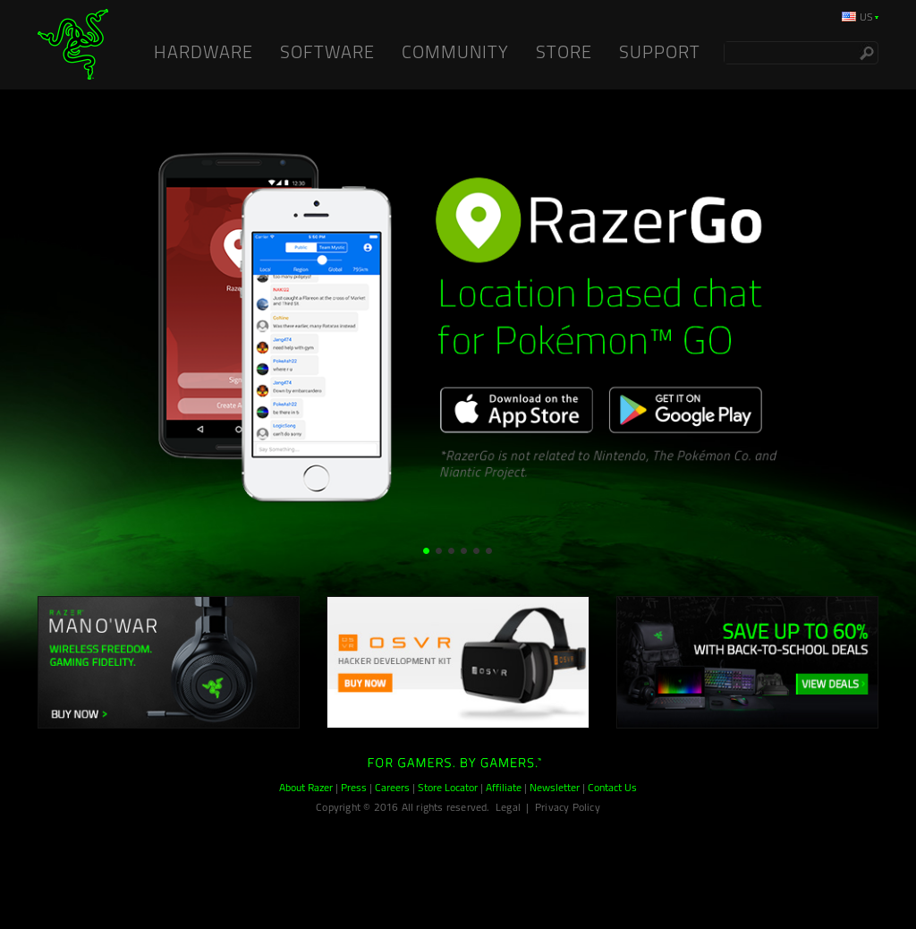 Shop at Best Buy for Razer PC gaming laptops, headsets, keyboards and more. Make the most of your gaming with Razer.