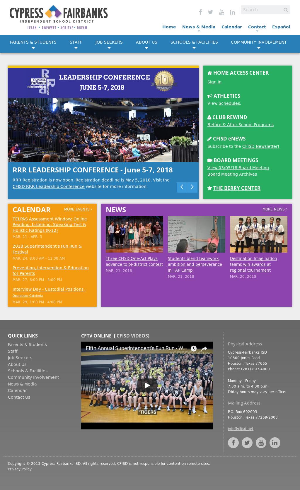 Cfisd Competitors Revenue And Employees Owler Company Profile