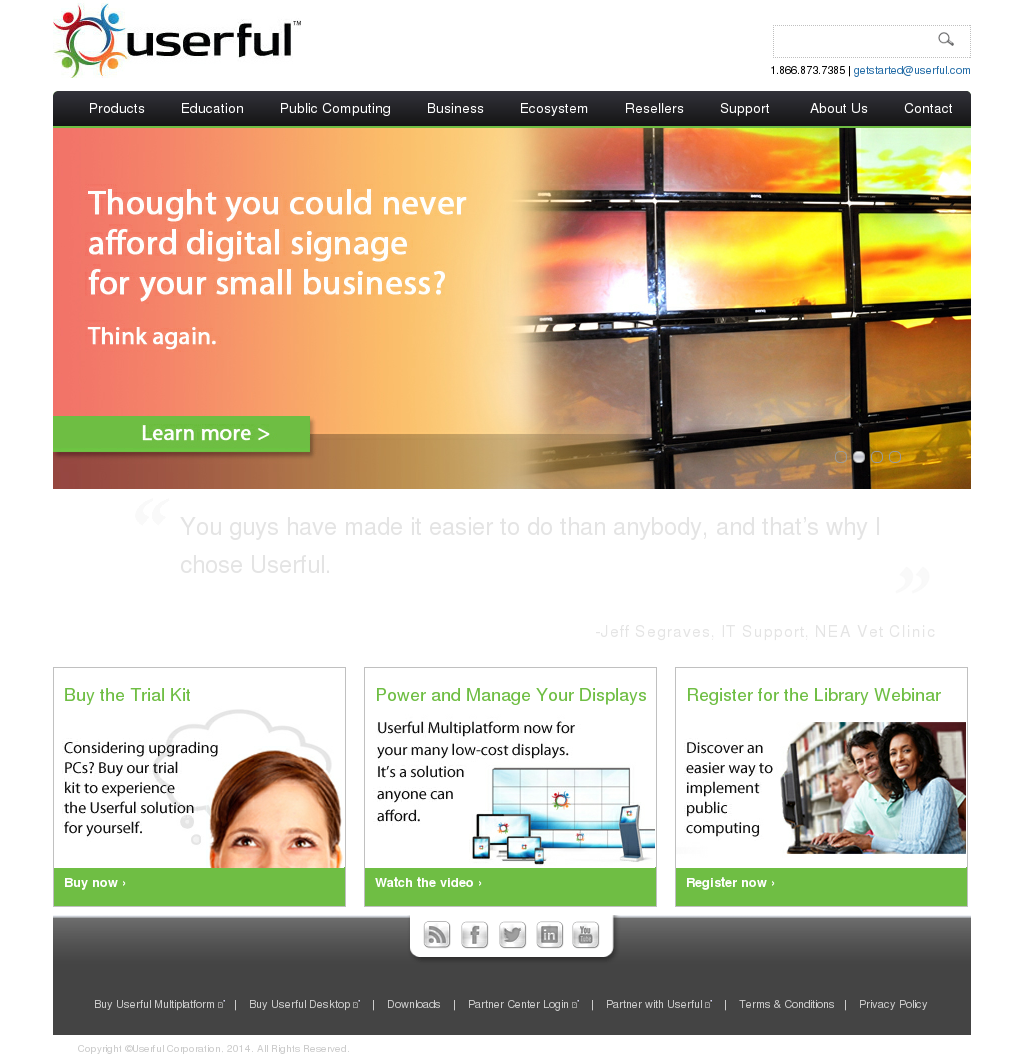 Userful Competitors, Revenue and Employees - Owler Company Profile