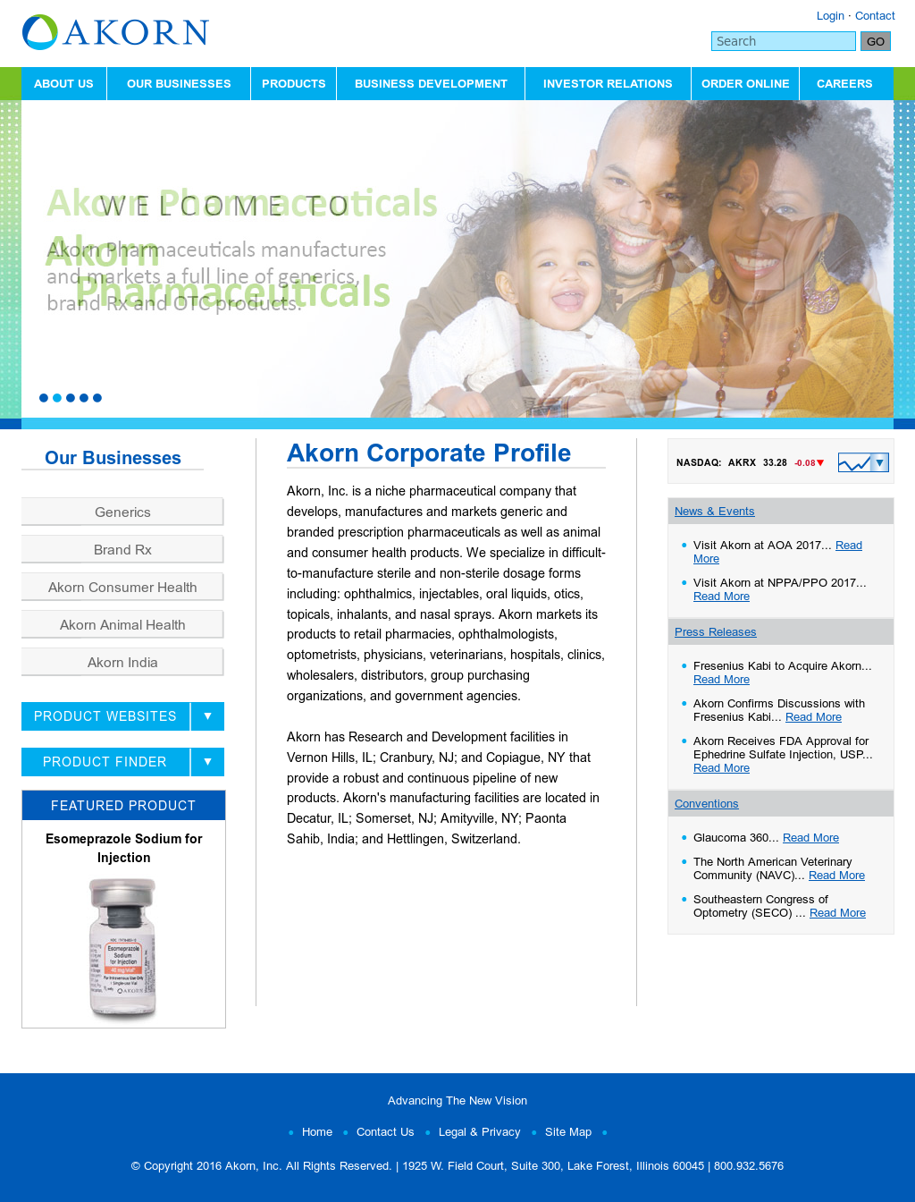 Akorn Competitors, Revenue and Employees - Owler Company Profile
