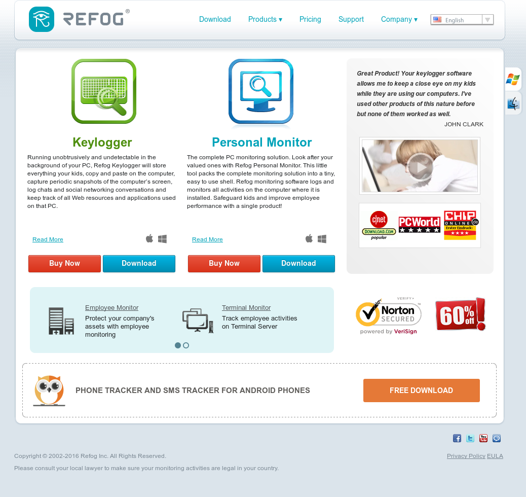 Refog Competitors, Revenue and Employees - Owler Company Profile
