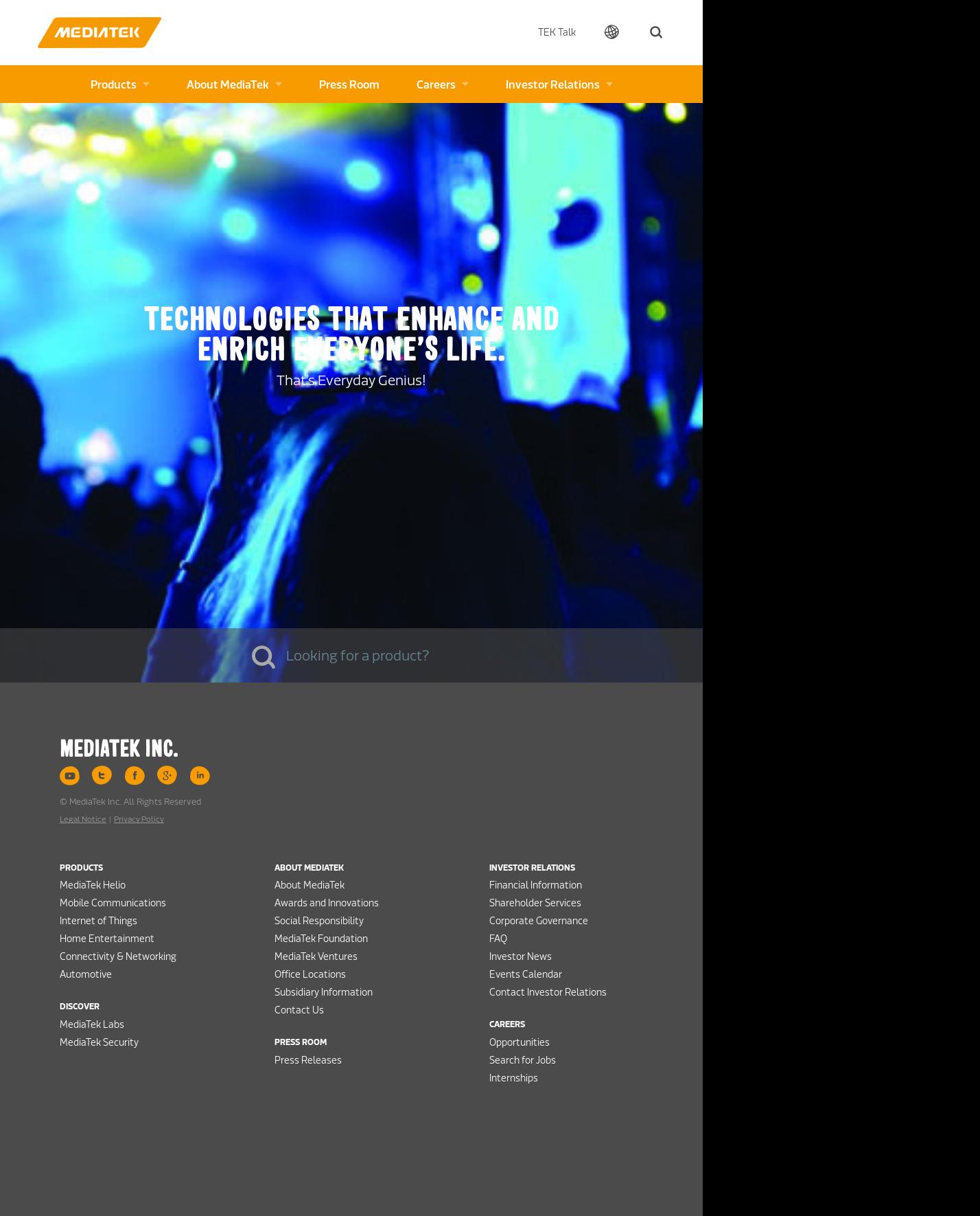 MediaTek Competitors, Revenue and Employees - Owler Company Profile