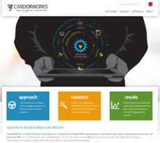 CandorWorks website history