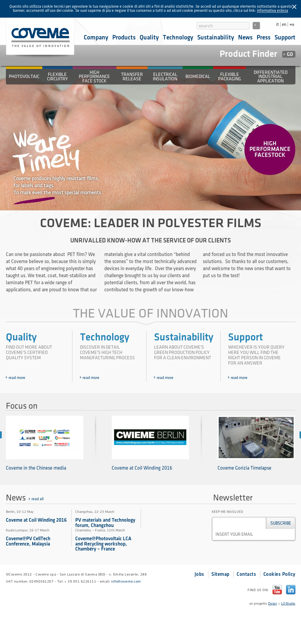 Coveme Competitors, Revenue and Employees - Owler Company