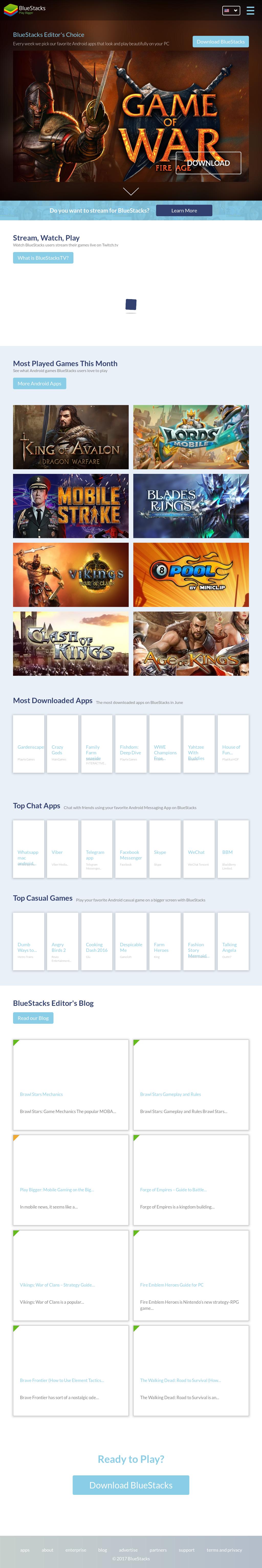 BlueStacks Competitors, Revenue and Employees - Owler Company Profile