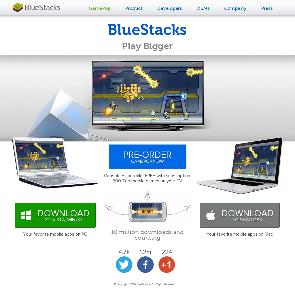 BlueStacks Competitors, Revenue and Employees - Owler