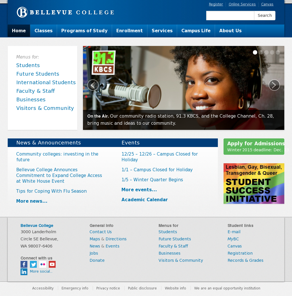 Bellevue College Competitors, Revenue and Employees - Owler