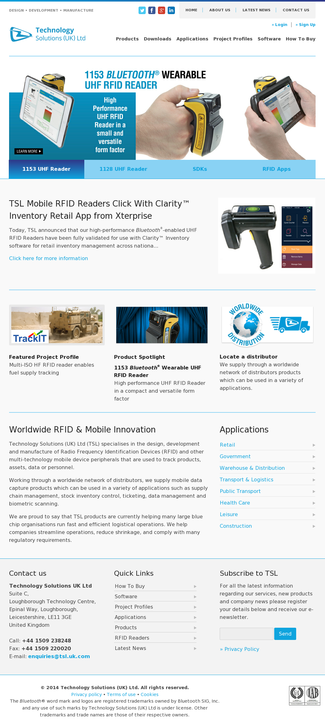 Owler Reports - Press Release: Technology Solutions : TSL