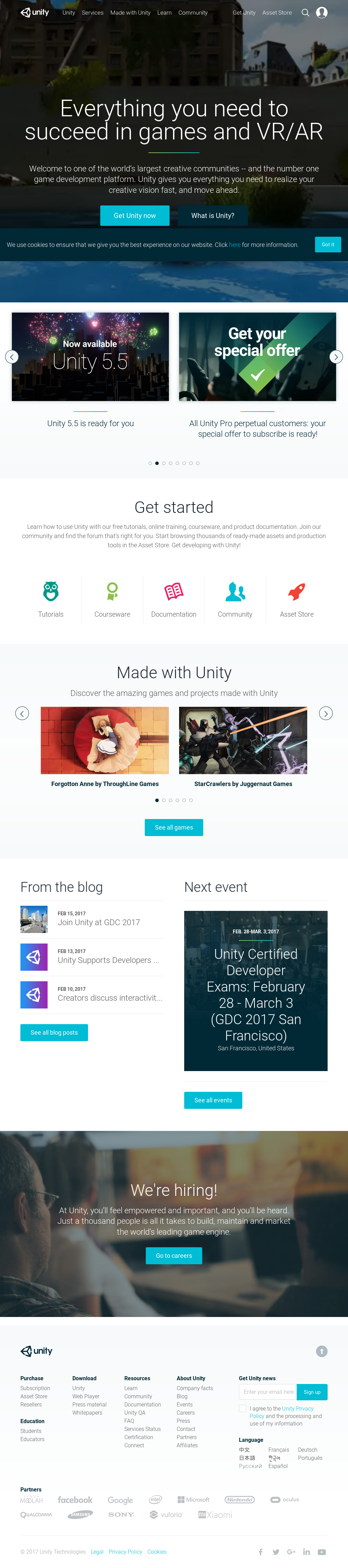 Unity Competitors, Revenue and Employees - Owler Company Profile