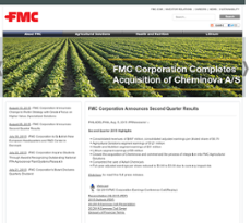 Fmc Competitors, Revenue and Employees - Owler Company Profile
