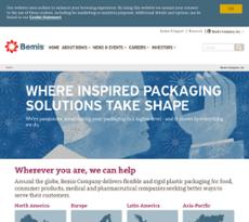 Bemis website history