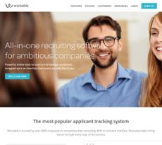 Workable website history