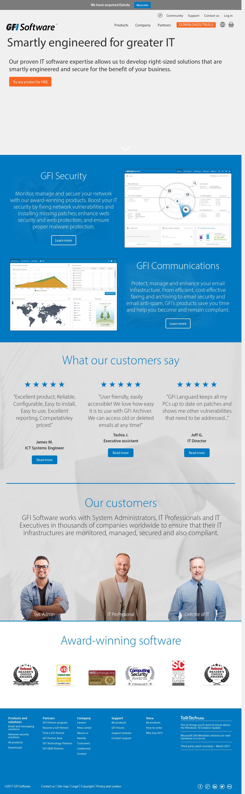 GFI Competitors, Revenue and Employees - Owler Company Profile