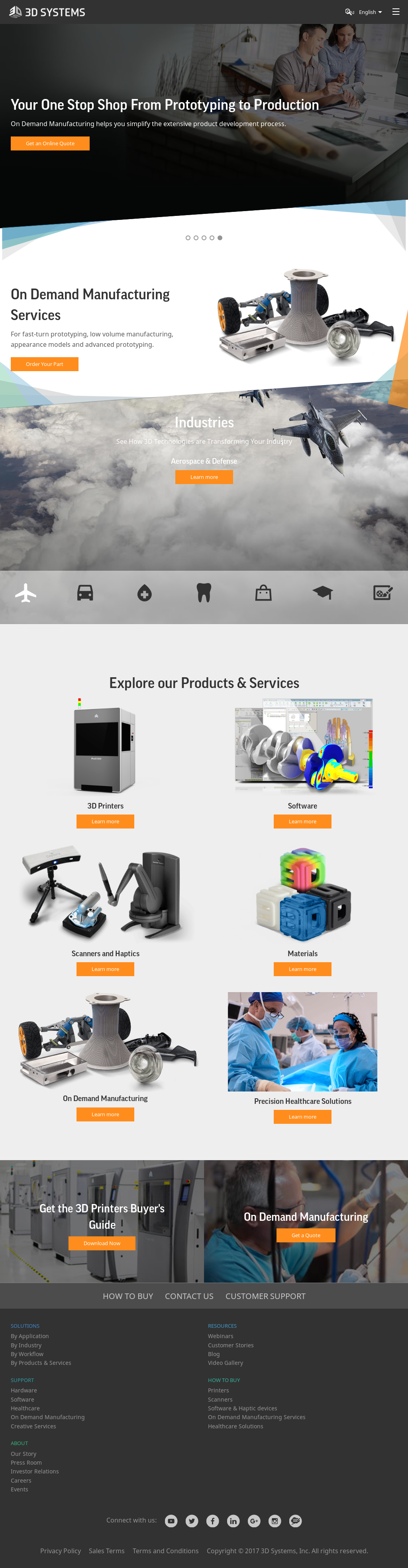3D Systems Competitors, Revenue and Employees - Owler