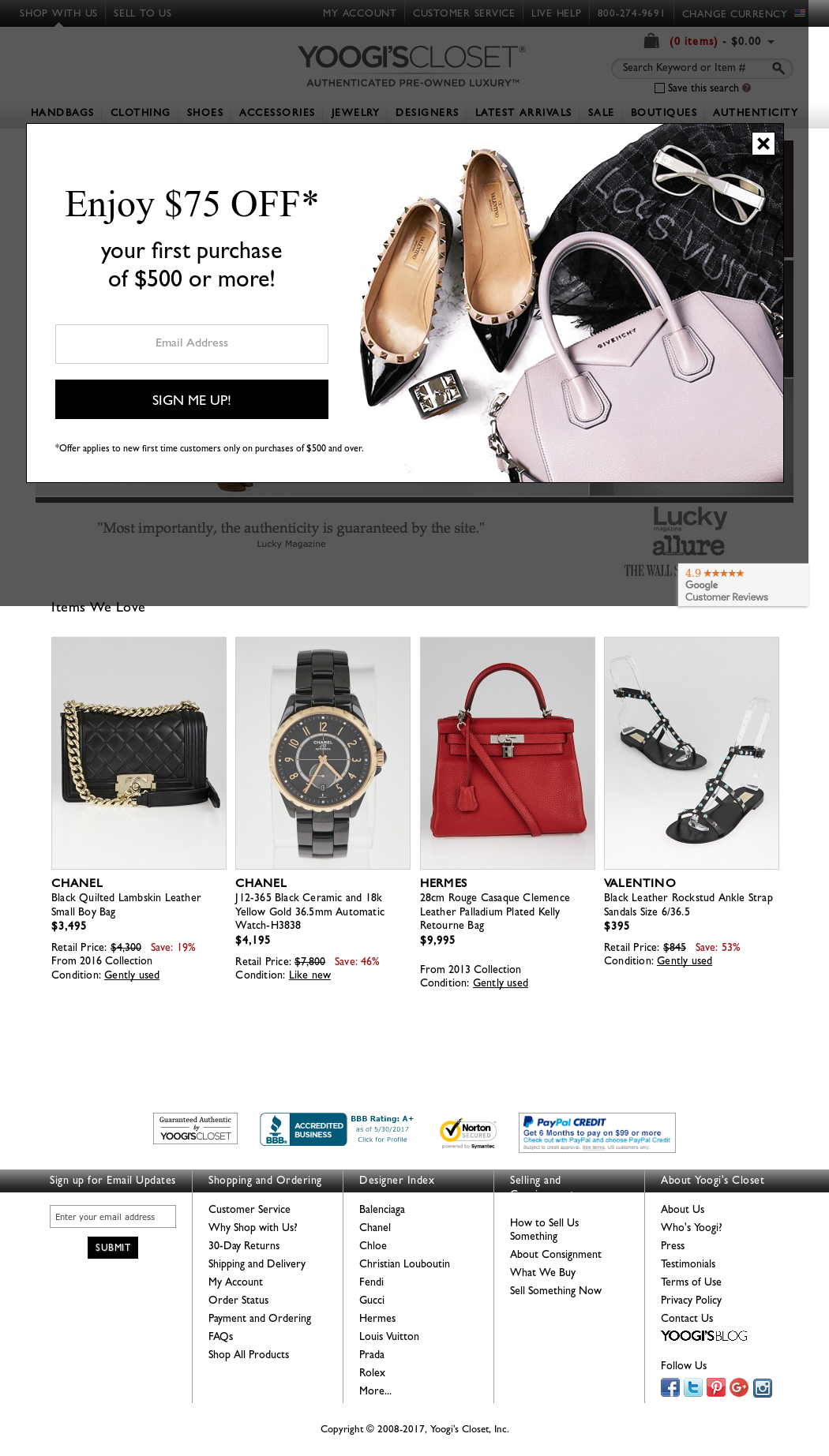 Are Louis Vuitton Bags Made In Usa Yoogis Closet Blog >> Yoogi S Closet Competitors Revenue And Employees Owler Company