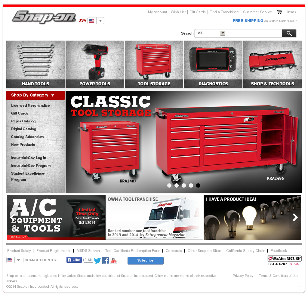 Snap-on Competitors, Revenue and Employees - Owler Company